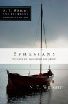 Ephesians (N.T. Wright for Everyone Bible Study Guides) - N.T. Wright, Lin Johnson