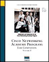 Lab Companion, Volume II (Cisco Networking Academy) - Vito Amato