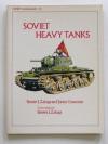 Soviet Heavy Tanks (Vanguard) - Steven J. Zaloga