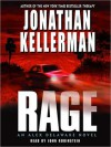 Rage: An Alex Delaware Novel (Audio) - Jonathan Kellerman, John Rubinstein