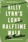 Billy Lynn S Long Halfti Signed - Ben Fountain