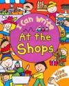 I Can Write At the Shops - Simon Abbott