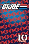 Classic G.I. Joe, Vol. 10 - Larry Hama, Jonboy Meyers, Mark Bright, Herb Trimpe, Tony Salmons, Geof Isherwood