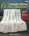 63 Sampler Stitches to Crochet (Leisure Arts #4423) - Darla Sims, Leisure Arts