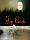 Gap Creek: The Story of a Marriage (MP3 Book) - Robert Morgan, Jill Hill