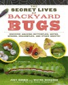 The Secret Lives of Backyard Bugs: Discover Amazing Butterflies, Moths, Spiders, Dragonflies, and Other Insects! - Judy Burris, Wayne Richards
