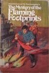 The Mystery of the Flaming Footprints (Alfred Hitchcock and The Three Investigators, #15) - M.V. Carey, Harry Kane