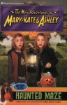 The Case Of The Haunted Maze (New Adventures of Mary-Kate and Ashley #43) - Mary-Kate Olsen, Ashley Olsen