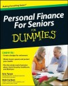 Personal Finance For Seniors For Dummies (Dummies Mini) - Eric Tyson, Robert C. Carlson