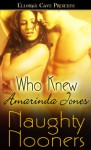 Who Knew (Naughty Nooners) - Amarinda Jones