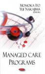 Managed Care Programs - Ato Quayson