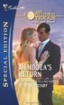 Mendoza's Return - Susan Crosby