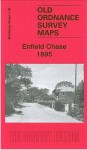 Enfield Chase 1895: Middlesex Sheet 07.06 (Old Ordnance Survey Maps of Middlesex) - Pamela Taylor