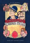 January's Jewels (The Grand Adventures of Inspector Toadius Mcgee #1) - Thomas Phillips