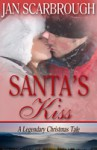 Santa's Kiss - Jan Scarbrough