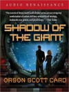 Shadow of the Giant (Ender Saga, #8) - Scott Brick, Orson Scott Card, David Birney