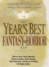 The Year's Best Fantasy and Horror 2006: 19th Annual Collection (Year's Best Fantasy & Horror) - Ellen Datlow, Mark Samuels, Sarah Monette, Bruce Sterling