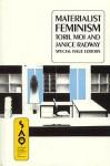 Materialist Feminism - Toril Moi, Janice Radway