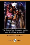 The Book Of The Thousand Nights And One Night, Volume IV - Anonymous, John Payne