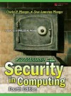 Security in Computing - Charles P. Pfleeger, Shari Lawrence Pfleeger