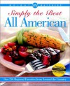 Weight Watchers Simply the Best All American: Over 250 Regional Favorites from Around the Country - Weight Watchers