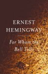 For Whom The Bell Tolls//Book And Audio Cassette - Ernest Hemingway