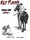Red Plains: Range War Part 1 - Noel Tuazon, Caryn A. Tate