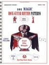 101 Magic Rock Guitar Rhythm Strums (Book and CD) - Larry McCabe