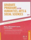 Graduate Programs in the Humanities, Arts & Social Sciences - 2010: Nearly 11,000 Gradute Programs in 163 Disciplines - Peterson's, Jill Schwartz, Peterson's