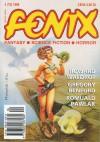 Fenix 1998 4 (73) - Jarosław Grzędowicz, Eugeniusz Dębski, Romuald Pawlak, Łukasz Wiśniewski, Howard Waldrop, Gregory Benford, Tomasz Jarosz, Redakcja magazynu Fenix
