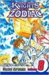 Kinghts of the Zodiac (Saint Seiya), Volume 8: The Twelve Palaces - Masami Kurumada