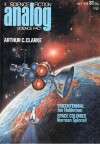 Analog Science Fiction and Fact, 1976 July (Volume XCVI, No. 7) - Arthur C. Clarke, Ben Bova, Joe Haldeman, Norman Spinrad, Stanley Schmidt, Mal Warwick, George Guthridge, Richard A. Carrigan, Nancy Carrigan