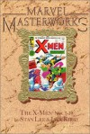 X-Men #1-10 (Marvel Masterworks, Vol. 3) - Stan Lee, Jack Kirby