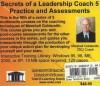 Secrets of a Leadership Coach 5: Practice & Assessments - Daniel Farb, Marshall Goldsmith, Bruce Gordon, Chris Coffey