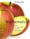 Bassarear, Math For Elementary School Teachers Fourth Edition - Tom Bassarear