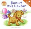Biscuit Goes to the Fair: A Pull-the-Tab Word Book - Alyssa Satin Capucilli, Pat Schories, Rose Mary Berlin