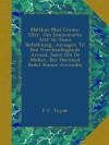 Malthus Mod Crome: Eller, Om Dannemarks Altf Or Store Befolkning, Aarsagen Til Den Overhaadtagende Armod, Samt Om De Midler, Der Herimod Bedst Kunne Anvendes (Danish Edition) - F C. Tryde