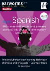 Earworms Spanish (Berlitz Earworms) Vol. 2 - Berlitz Publishing Company, Berlitz Publishing Company
