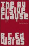 The Aversive Clause - B.C. Edwards