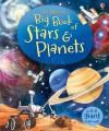 Big Book of Stars & Planets (Usborne Big Books) - Emily Bone, Fabiano Fiorin