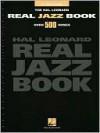 The Hal Leonard Real Jazz Book: E-Flat Edition - Hal Leonard Publishing Company
