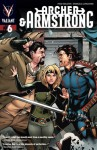 Archer & Armstrong (2012- ) #6: (Archer & Armstrong - Fred Van Lente, Emanuela Lupacchino, Guillermo Ortego