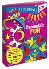 Geometric Fun 3-D Coloring Box - Dover Publications Inc.