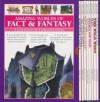 Amazing Worlds of Fact & Fantasy: A Collection of 8 Fabulous Books - Fiona MacDonald, Philip Steele, Michael Strotter, Paul Dowswell, Peter Harrison, Barbara Taylor