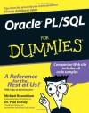 Oracle PL / SQL For Dummies - Michael Rosenblum, Paul Dorsey