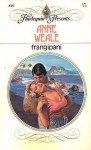 Frangipani - Anne Weale