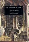 کتابخانه بابل - Jorge Luis Borges, مانی صالحیعلامه