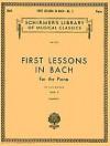 First Lessons in Bach - Book 2: Piano Solo - Walter Carroll, Johann Sebastian Bach