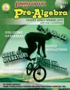 Jumpstarters for Pre-Algebra, Grades 6 - 8: Short Daily Warm-ups for the Classroom - Cindy Barden, Mark Twain Media