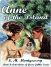 Anne of the Island (Anne of Green Gables Series Book 3) - L.M. Montgomery